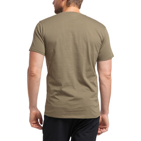 Haglöfs Camp Tee Men sage green/sprout green